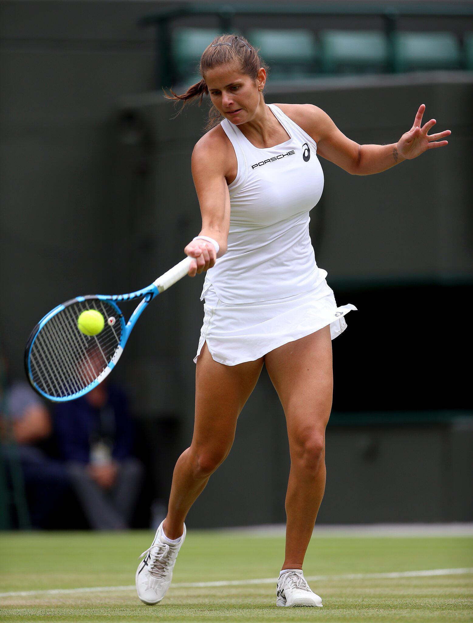 Bild zu Wimbledon 2018, Julia Görges