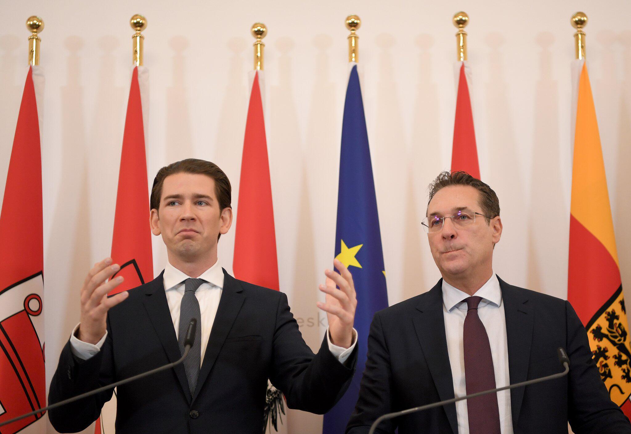 Bild zu Ministerratssitzung in Wien
