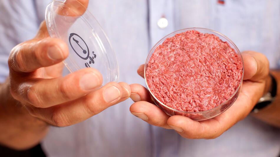 Burger aus der Petrischale
