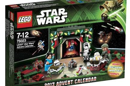 Der ultimative Kalender für Star-Wars-Fans