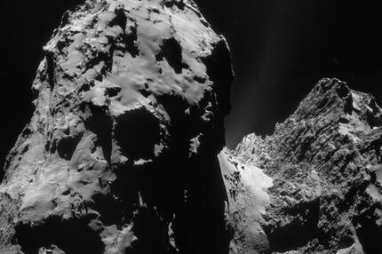Komet «67P/Tschurjumow-Gerassimenko»
