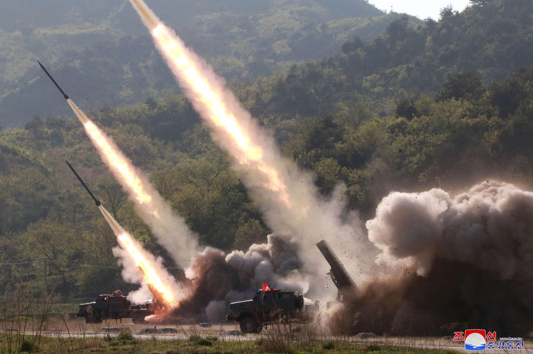 Bild zu Nordkorea setzt Waffentests fort