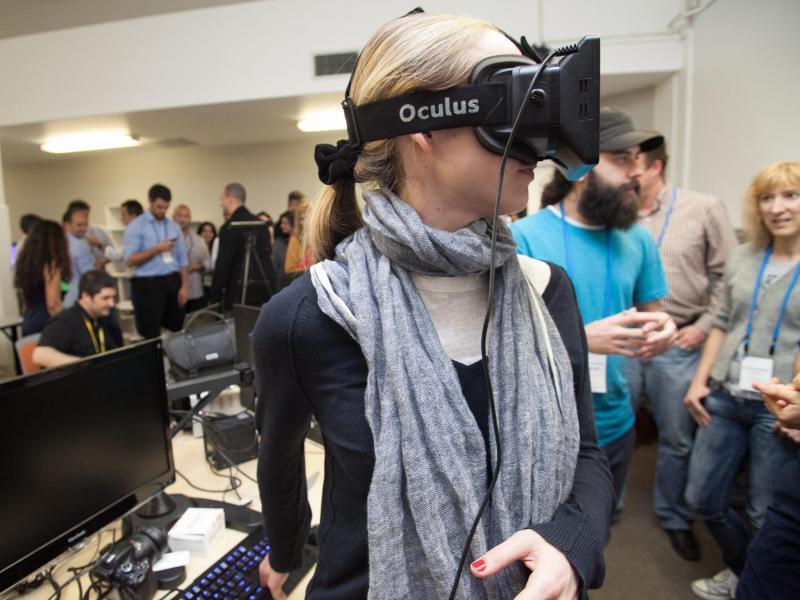 Bild zu Singularity University