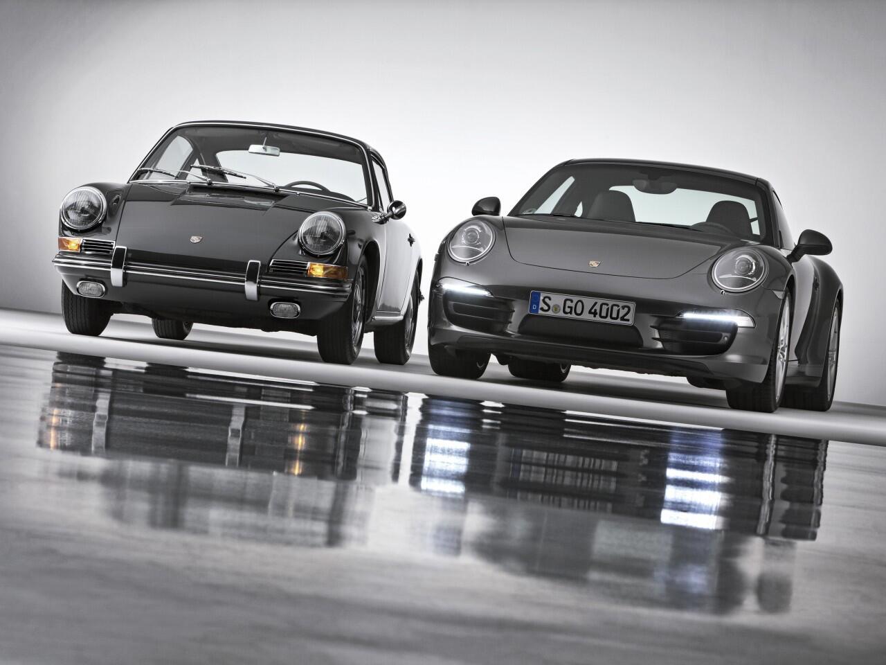 Bild zu Platz 8: Porsche 911