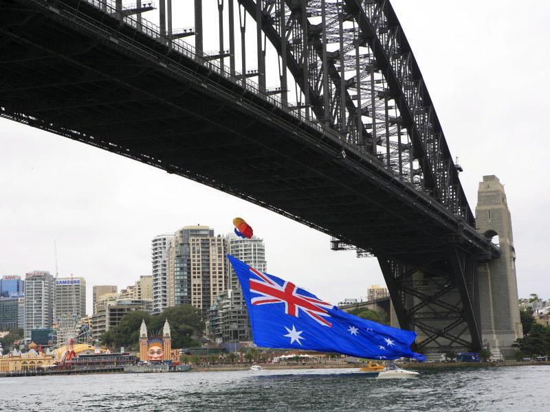 Bild zu Urlaub in Australien
