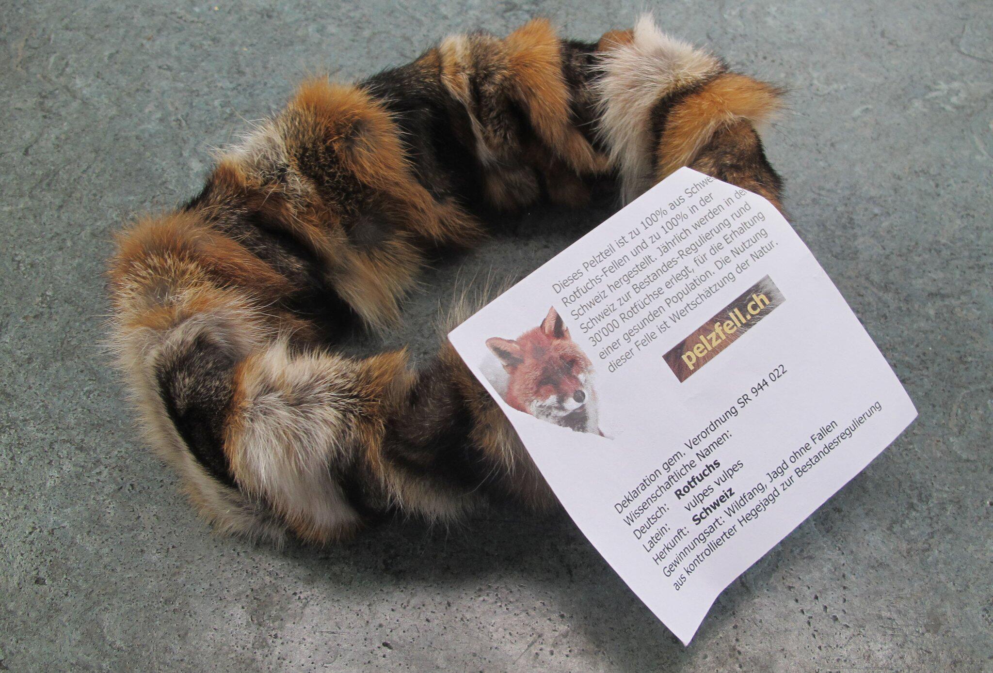 Bild zu Pelze aus heimischer Jagd
