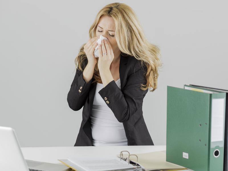 Bild zu Erkältung abwehren