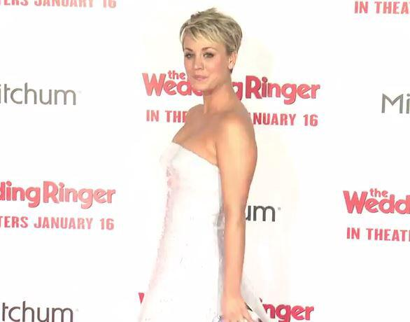 Bild zu Neu-Single Kaley Cuoco: Bald Kandidatin beim US-Bachelor?