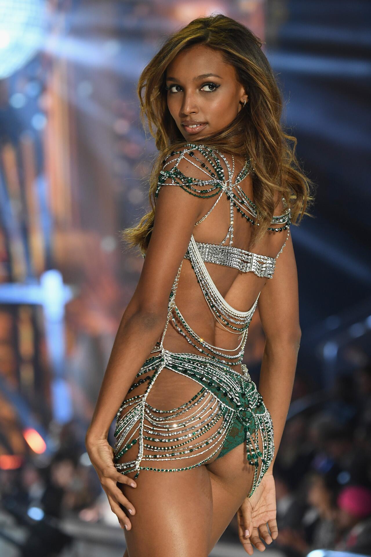 Bild zu Victoria's Secret, Paris 2016, Catwalk, Jasmine Tookes