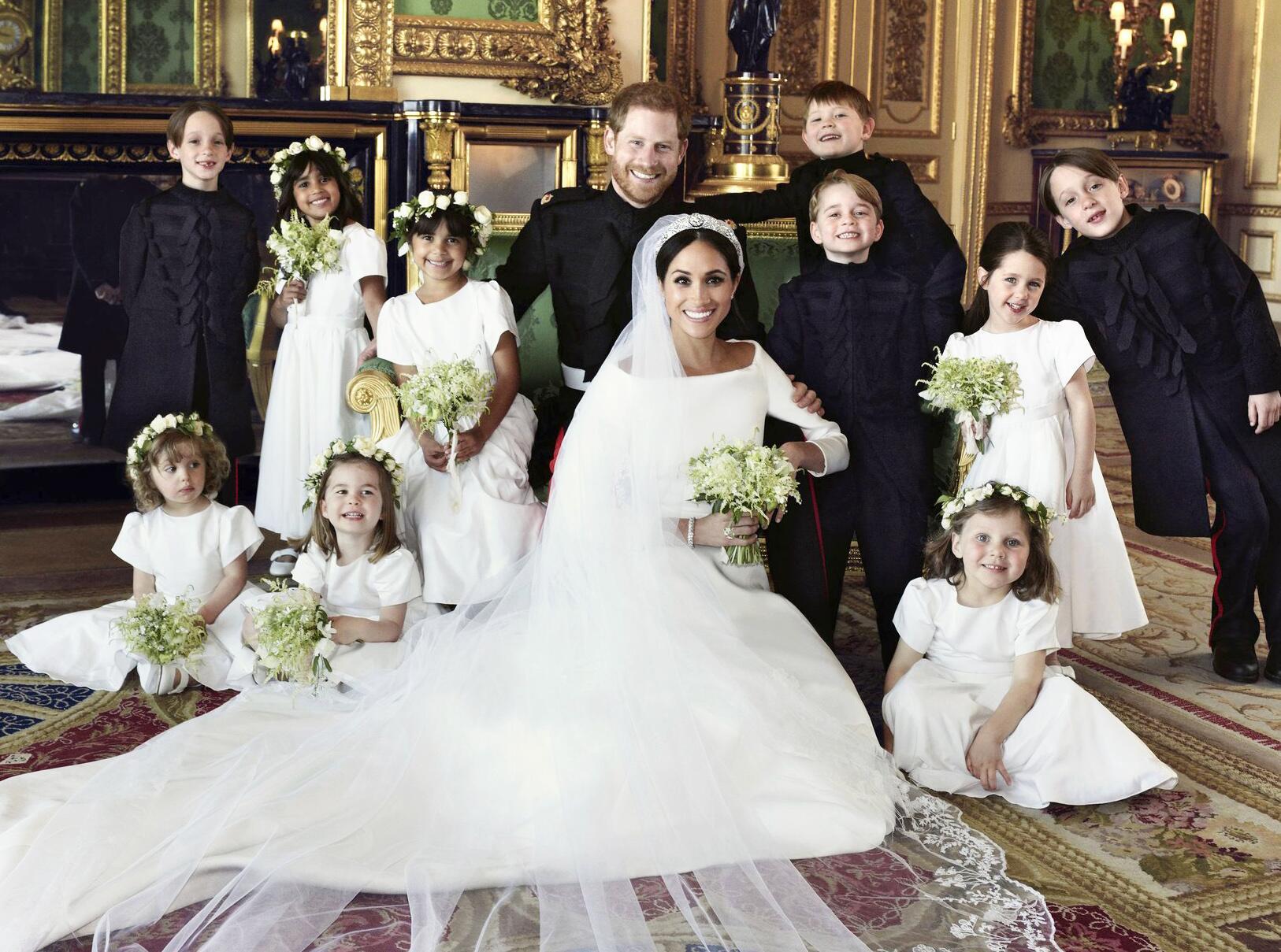 Hochzeit Von Harry Und Meghan Erste Fotos Sind Da Gmx At