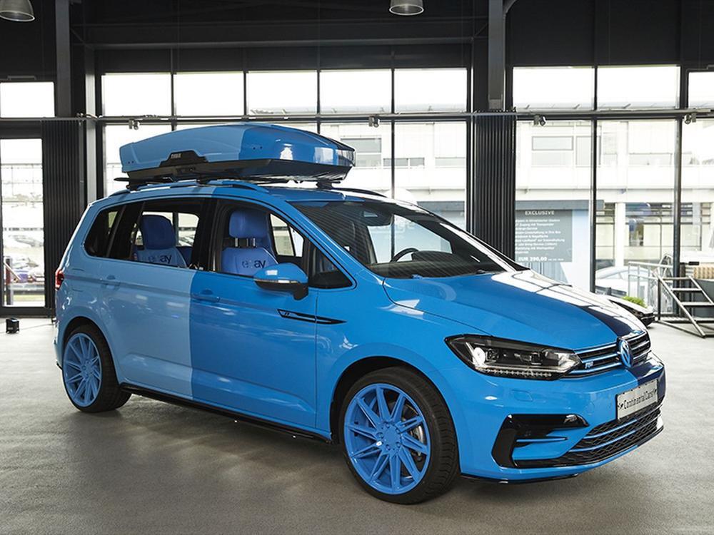 Bild zu VW Touran von Ebay