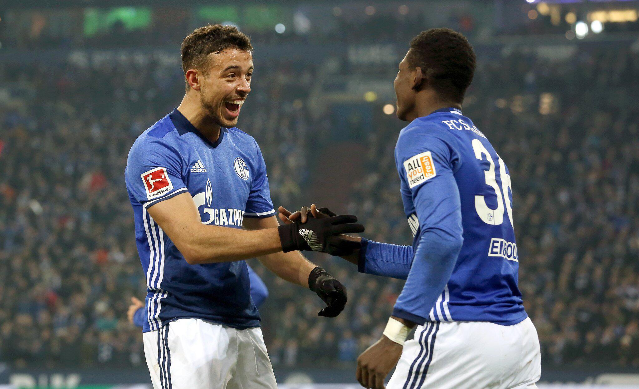 Bild zu FC Schalke 04 vs. 1899 Hoffenheim