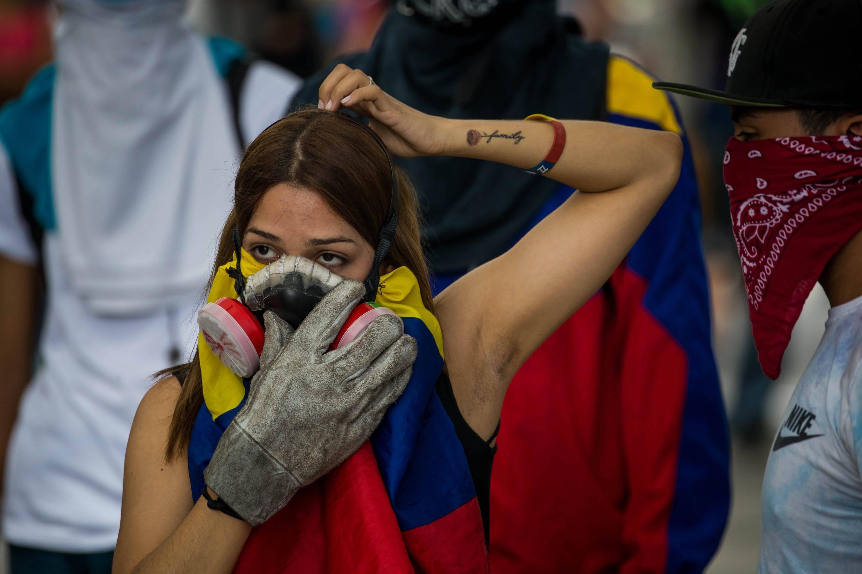 Bild zu Krise Venezuela