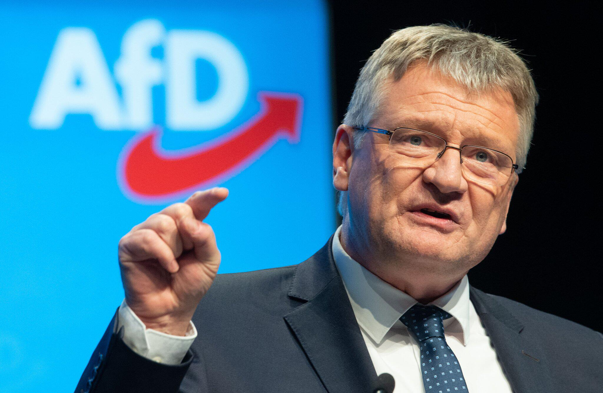 Bild zu AfD-Bundesparteitag