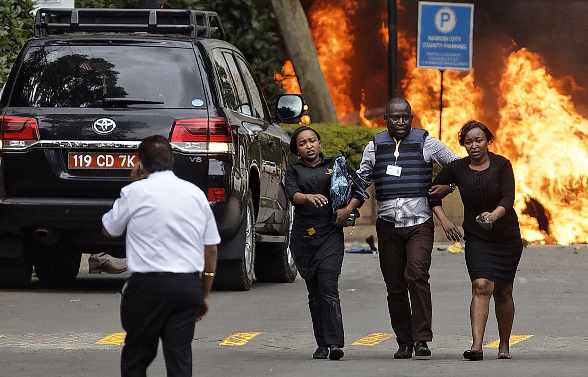 Bild zu Angriff auf Hotel in Kenias Hauptstadt Nairobi