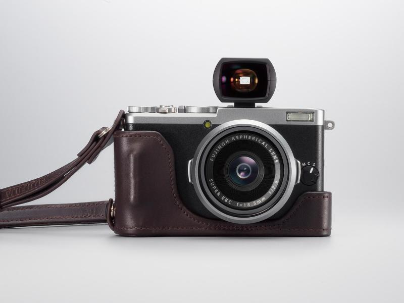 Bild zu Fujifilms X70