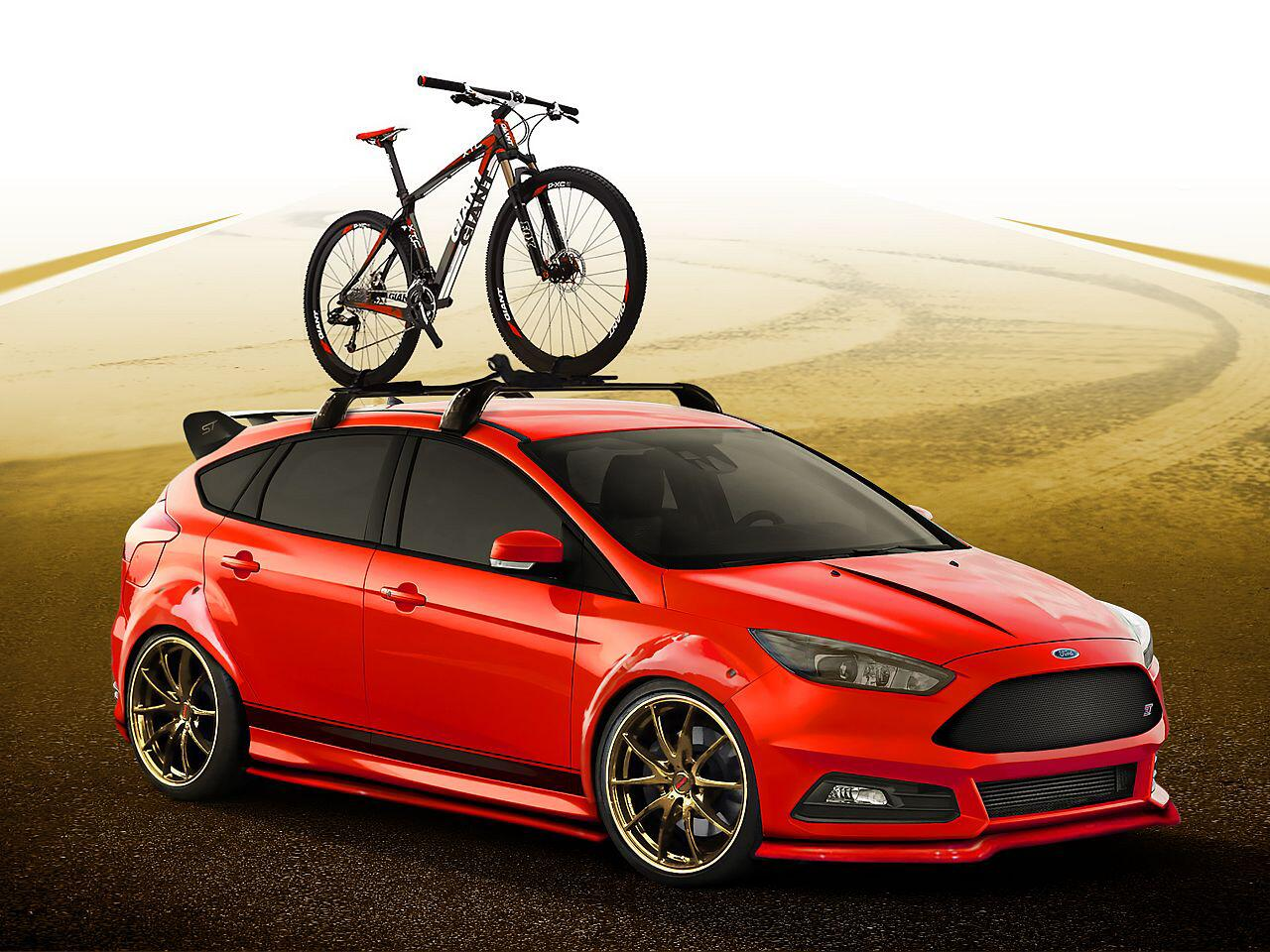 Bild zu Ford Focus ST von COBB Tuning