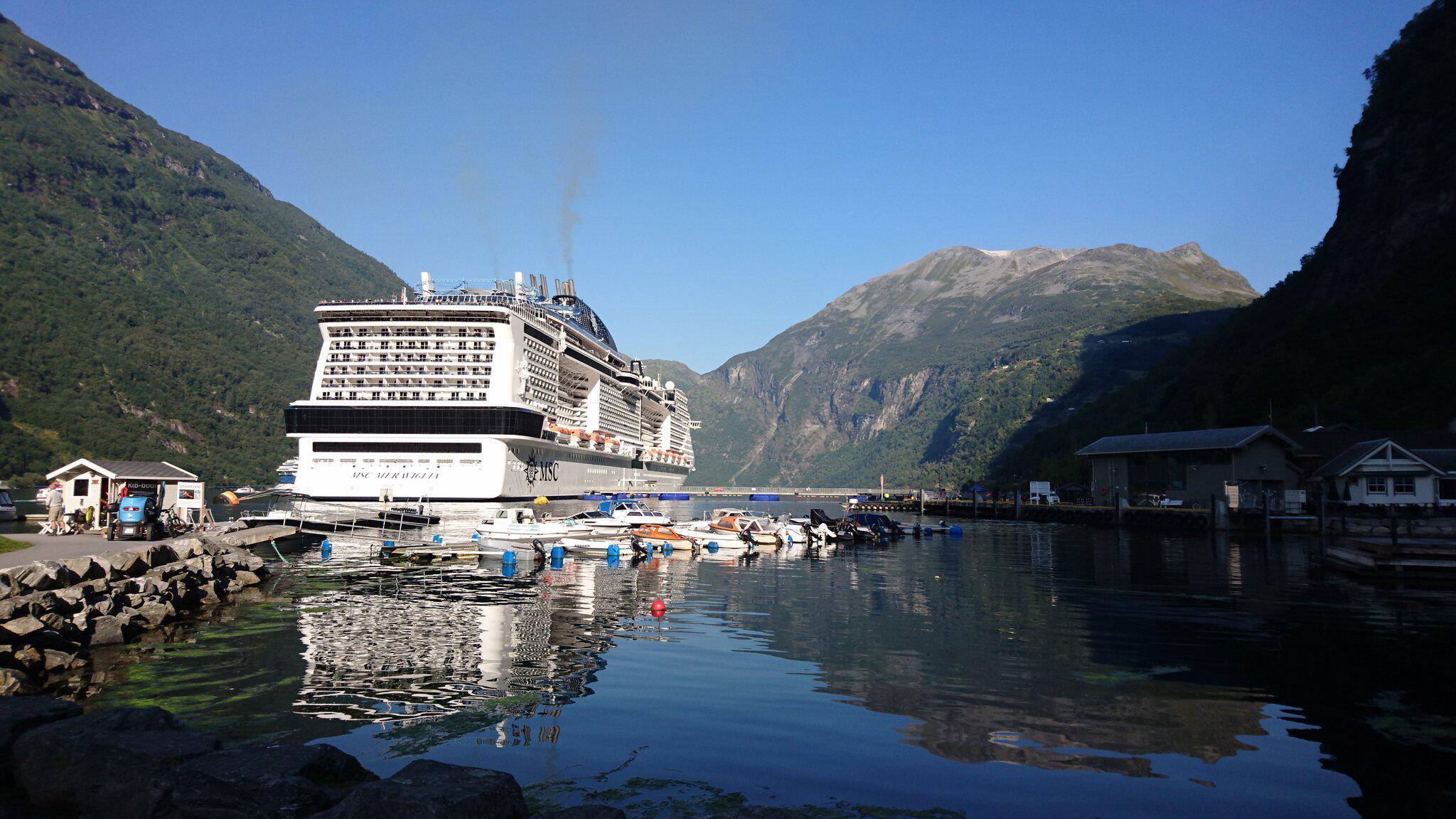Bild zu Dilemma an den norwegischen Fjorden