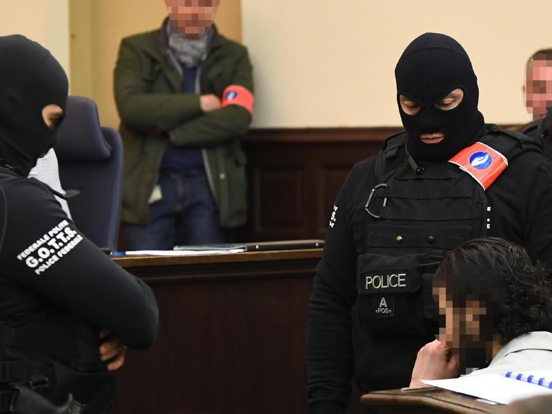 Bild zu Gerichtssaal