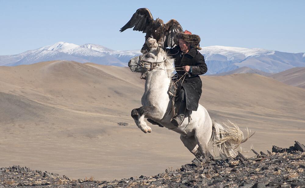 Bild zu Nomaden