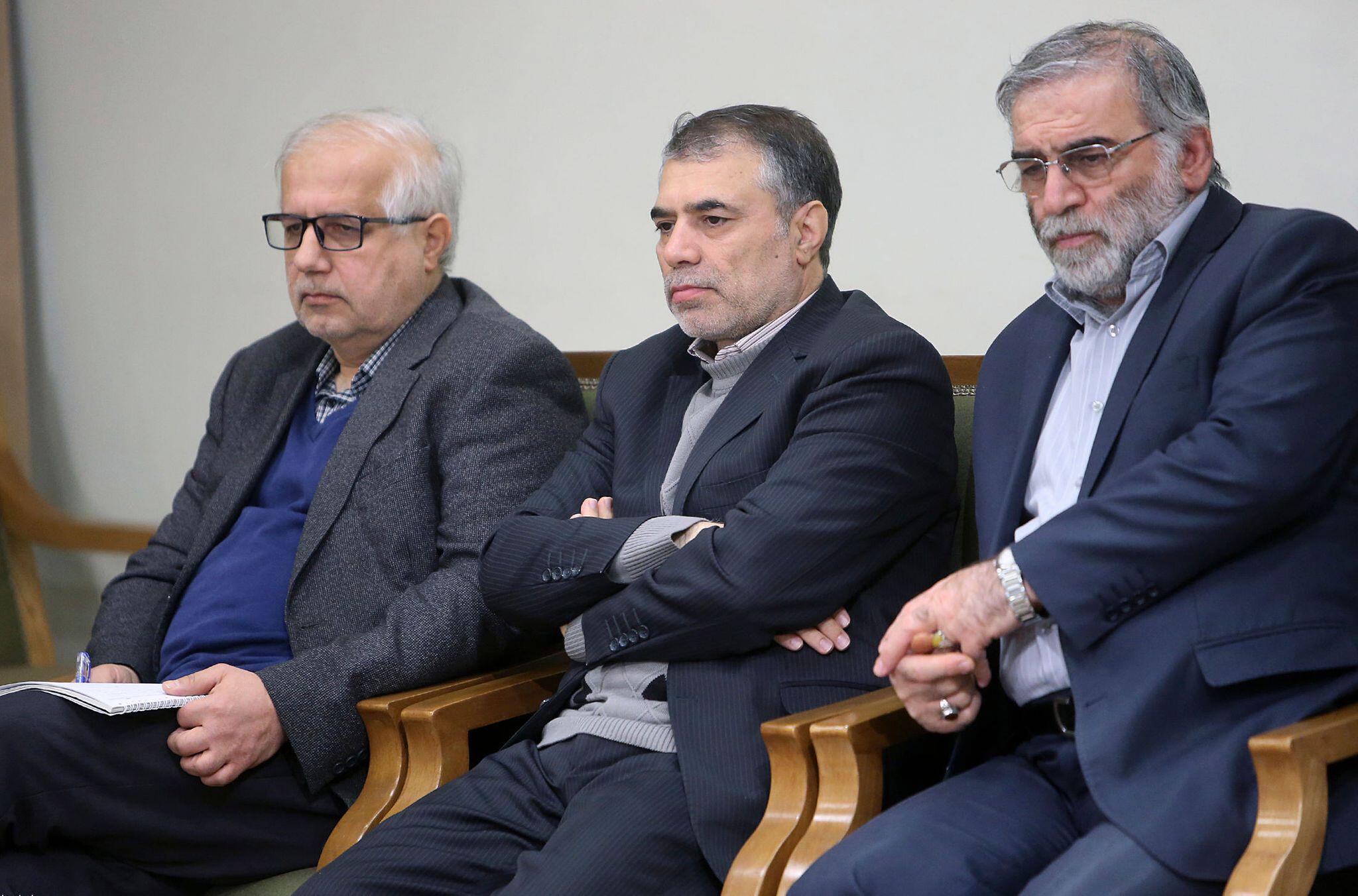 Bild zu Iranischer Atomphysiker in Teheran ermordet