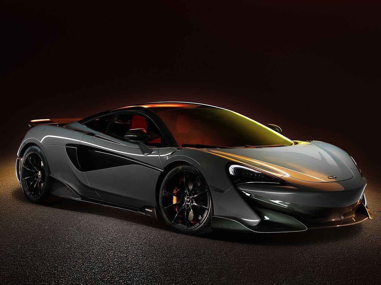 Bild zu McLaren 600LT: Der nächste Longtail steht in den Startlöchern