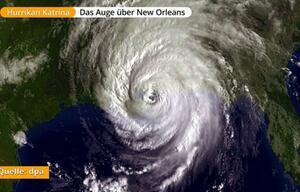 10 Jahre Hurrikan Katrina