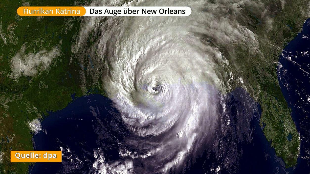 Bild zu 10 Jahre Hurrikan Katrina