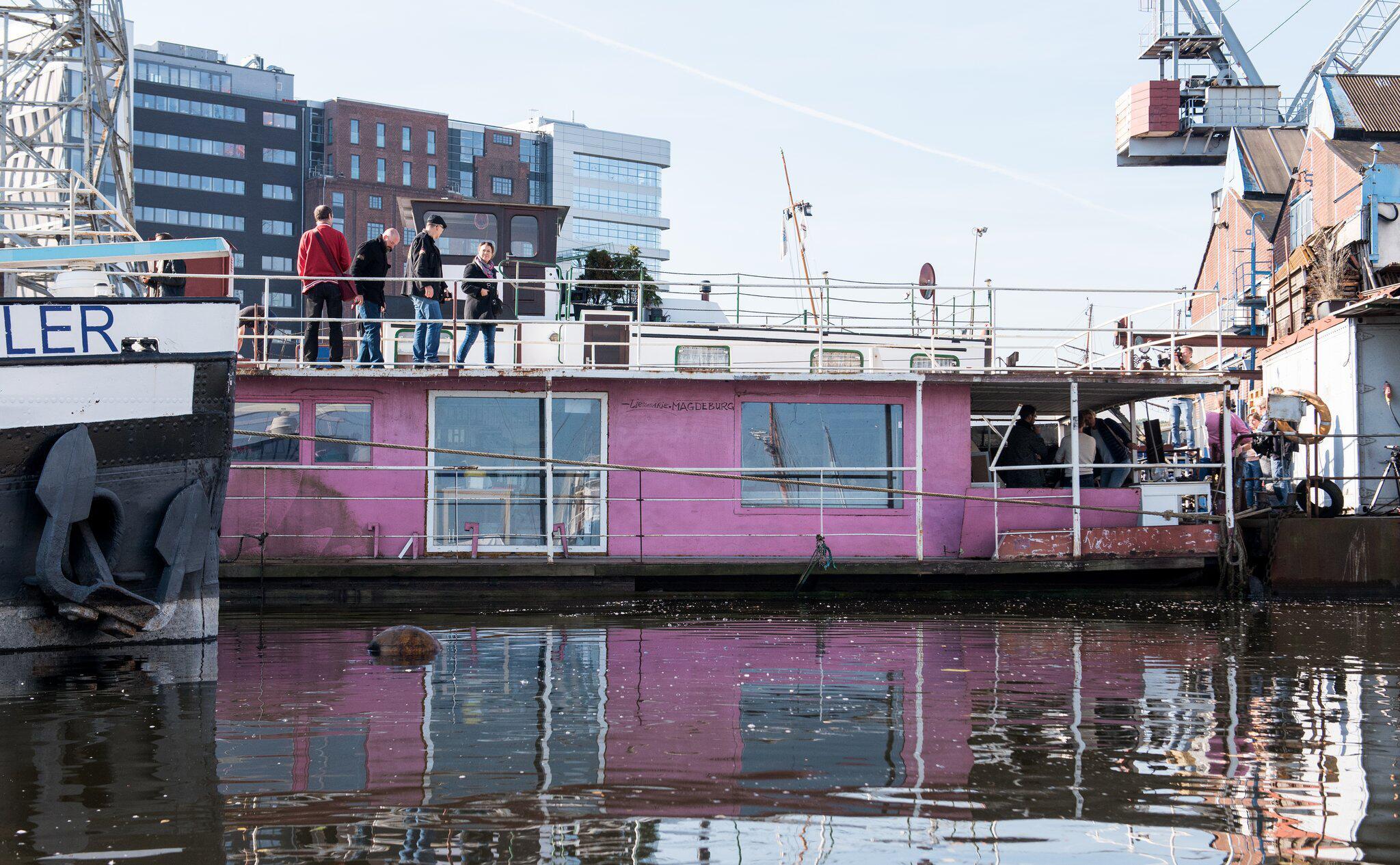 Bild zu Hausboot von Gunter Gabriel verkauft