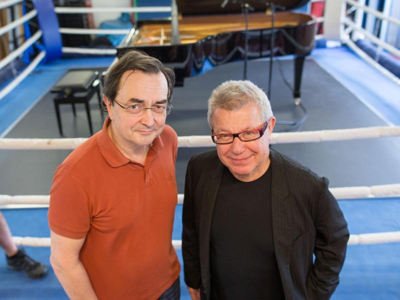 """Bild zu """" One Day in Life"""" - Konzertreihe des Architekten Libeskind"""