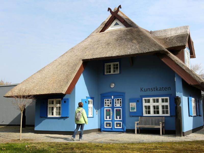 Bild zu Kunstmuseum in Ahrenshoop