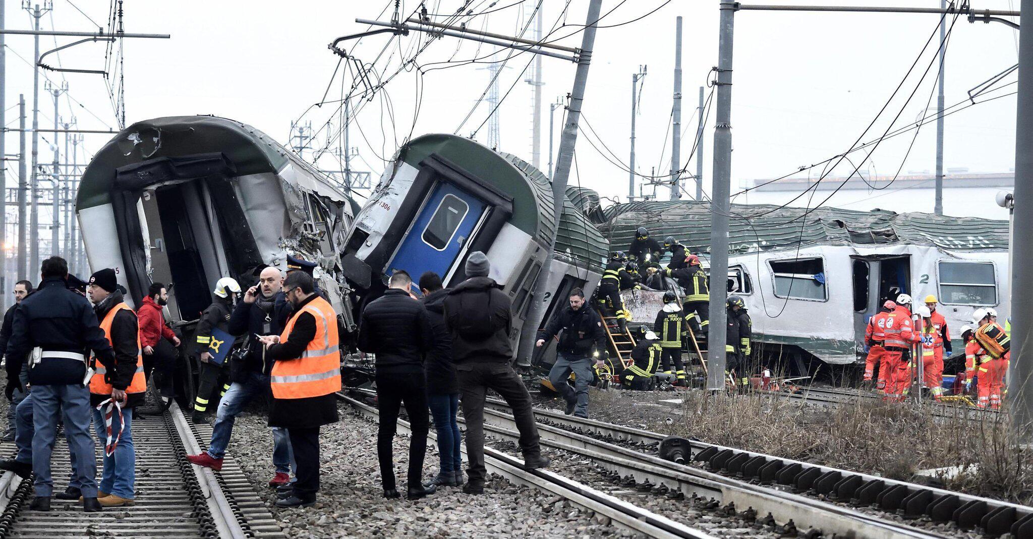 Zugunfall Heute Morgen