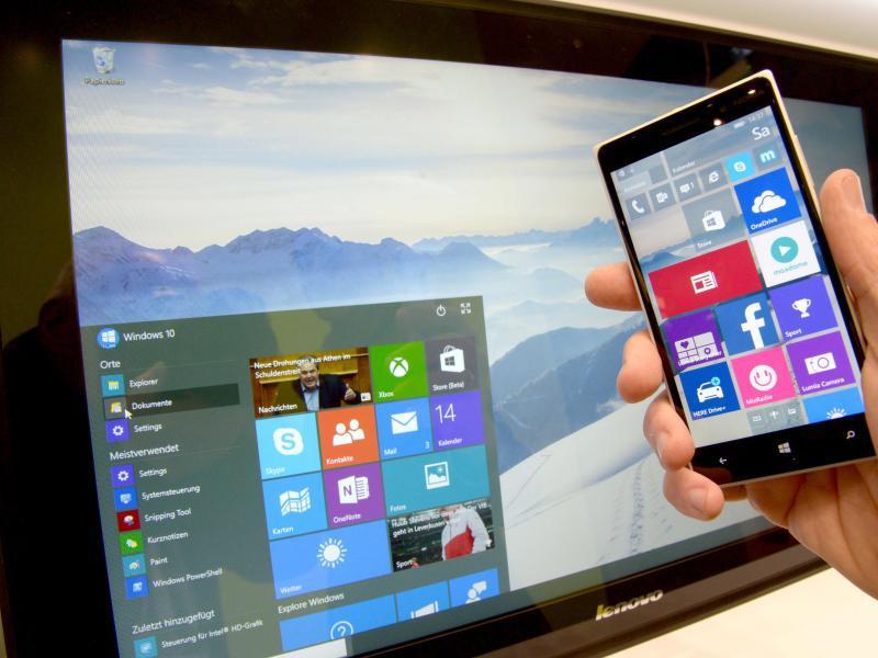 Bild zu Windows 10 Umstiegsfragen