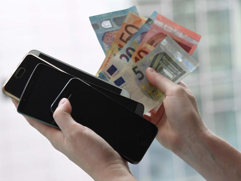 Bild zu Gebrauchte Handys zu Geld machen