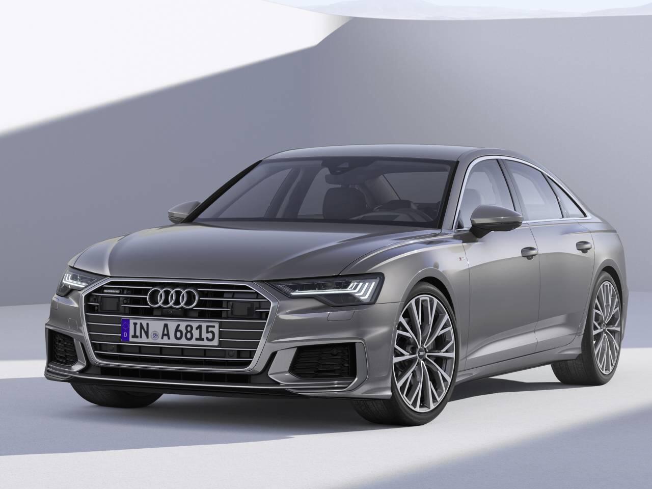 Bild zu Audi A6 (C8)