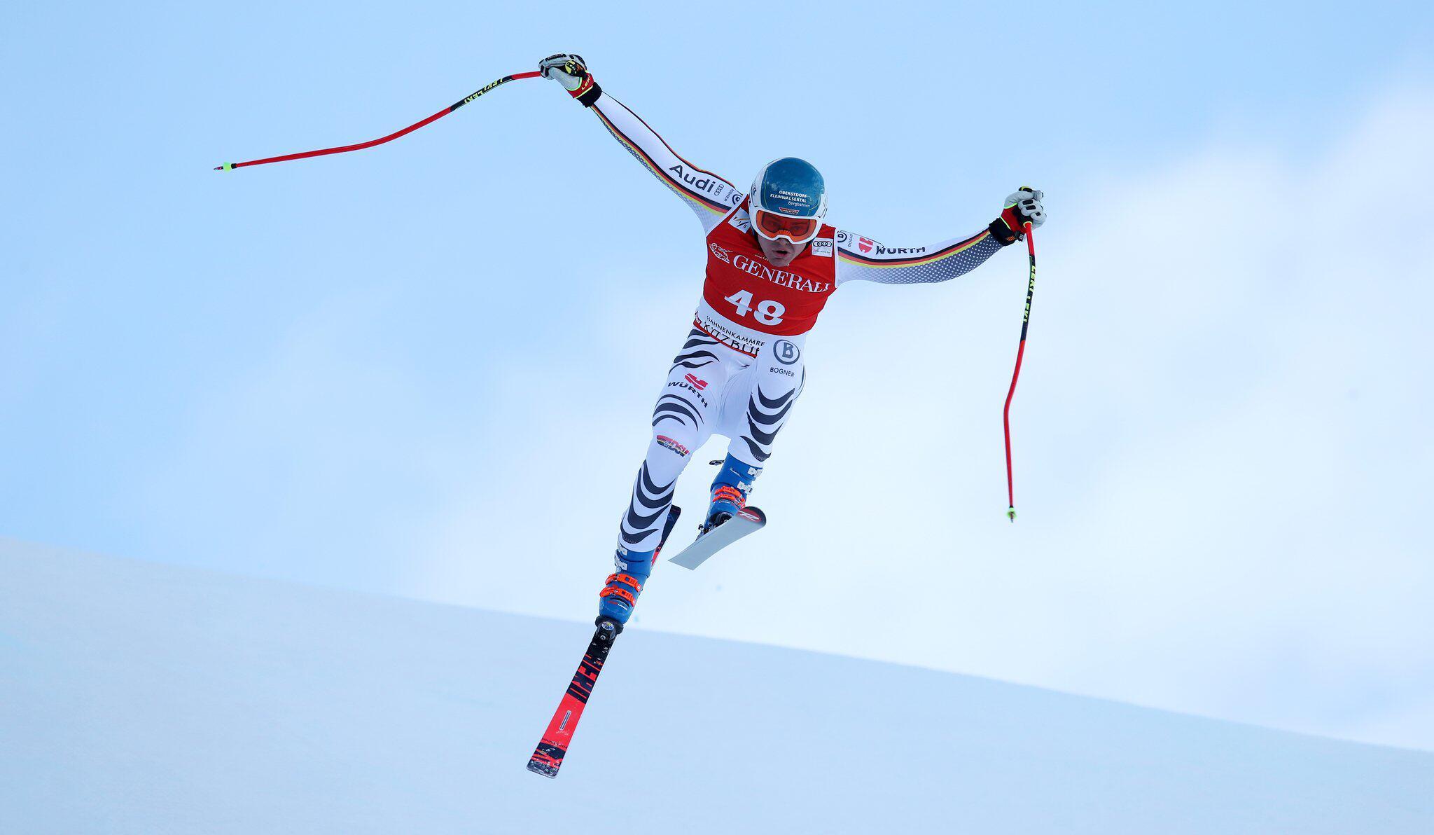 Bild zu Super-G-Weltcup in Kitzbühel