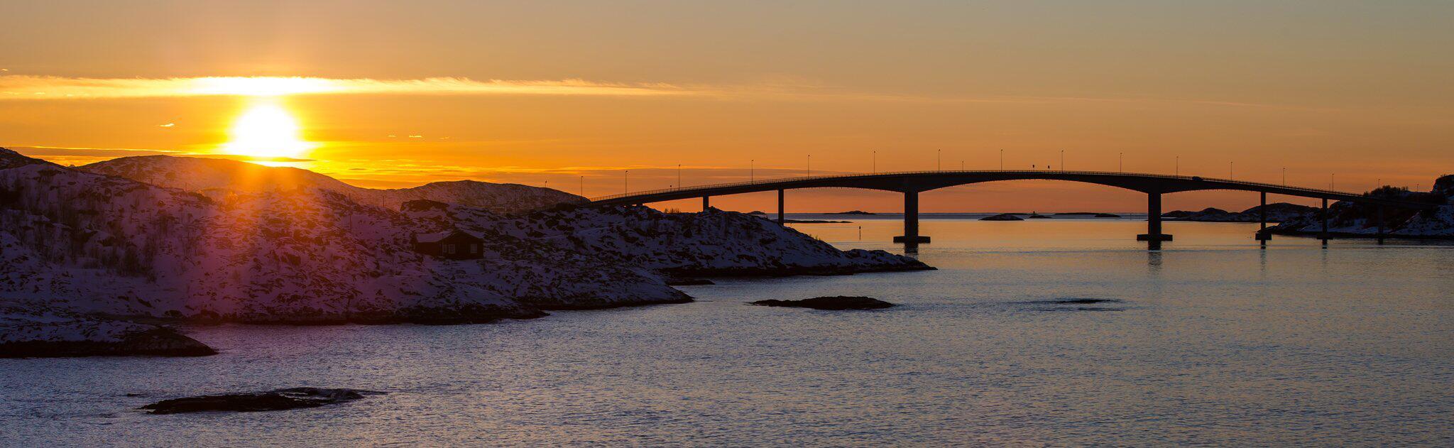 Bild zu Norwegische Insel will erste zeitfreie Zone der Erde werden