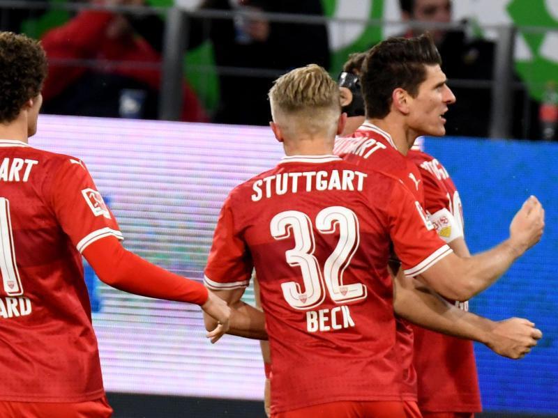 Bild zu VfL Wolfsburg - VfB Stuttgart
