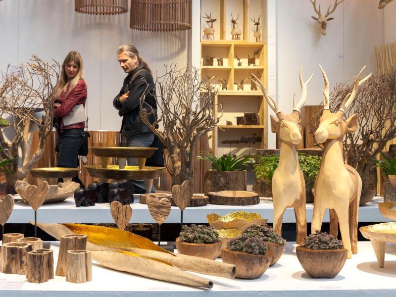 Bild zu Holz und Hirsch sehr beliebt