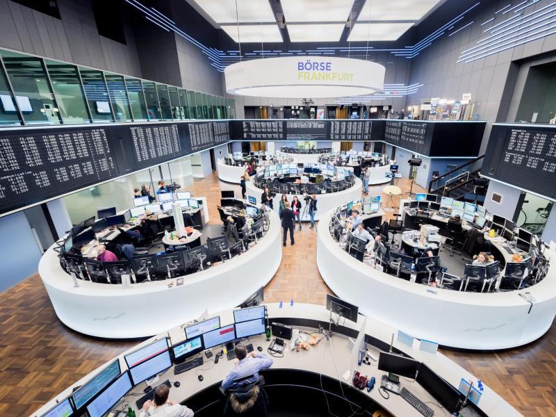 Bild zu Unruhe an den Börsen