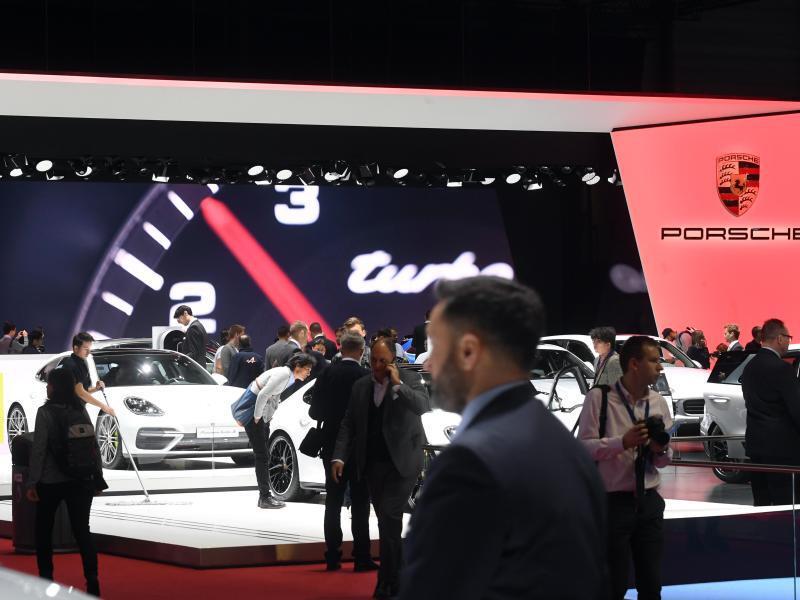 Bild zu Porsche