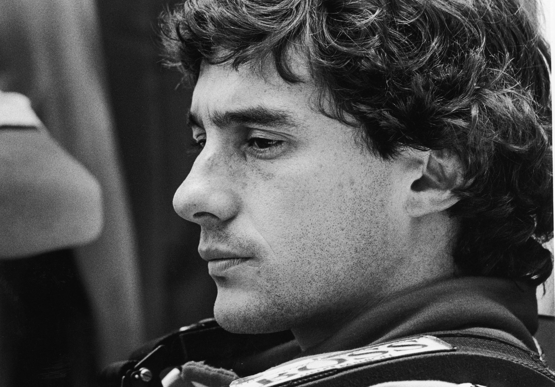 Bild zu Ayrton Senna