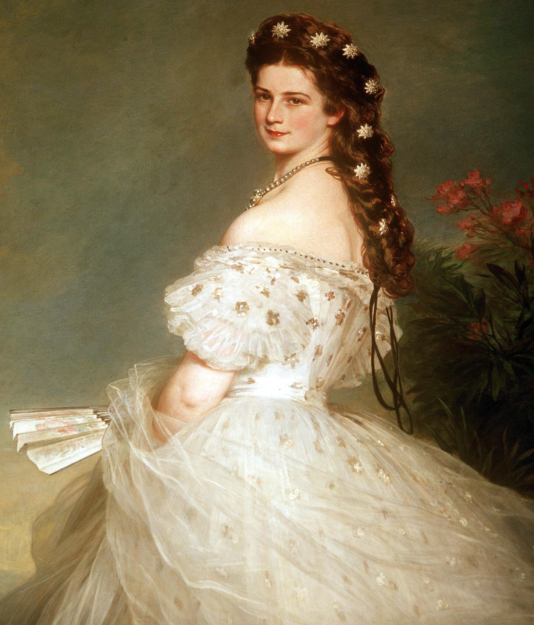 Bild zu Sisi, Kaiserin Elisabeth von Österreich