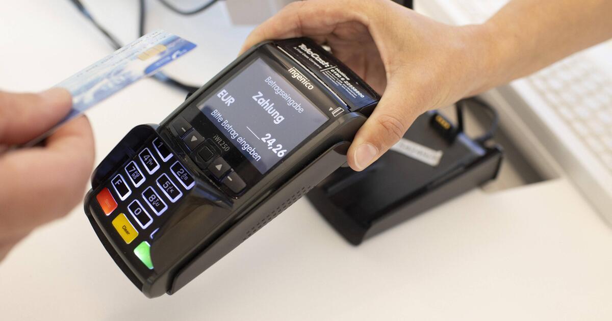 Kartenzahlung Gebühren