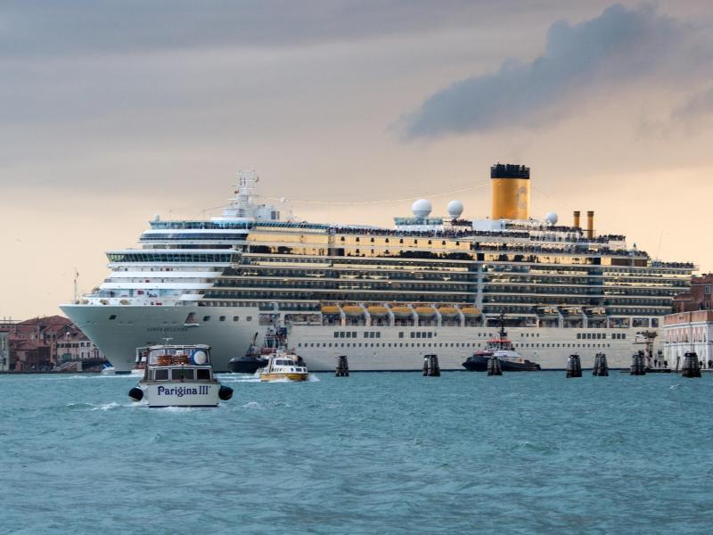 Bild zu Kreuzfahrtschiff «Costa Deliziosa»