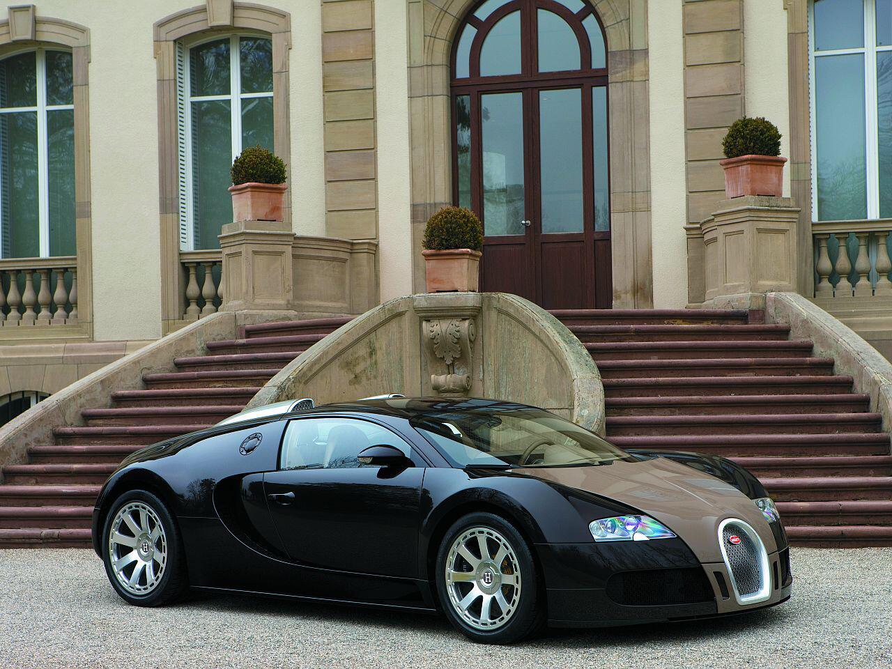 Bild zu Bugatti Veyron Fbg par Hermès: Ein weiteres Sondermodell des Supersportwagens