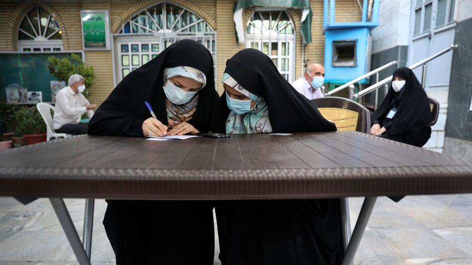 Präsidentenwahl im Iran