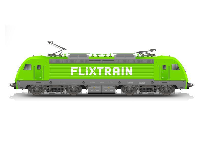 Bild zu Flixtrain