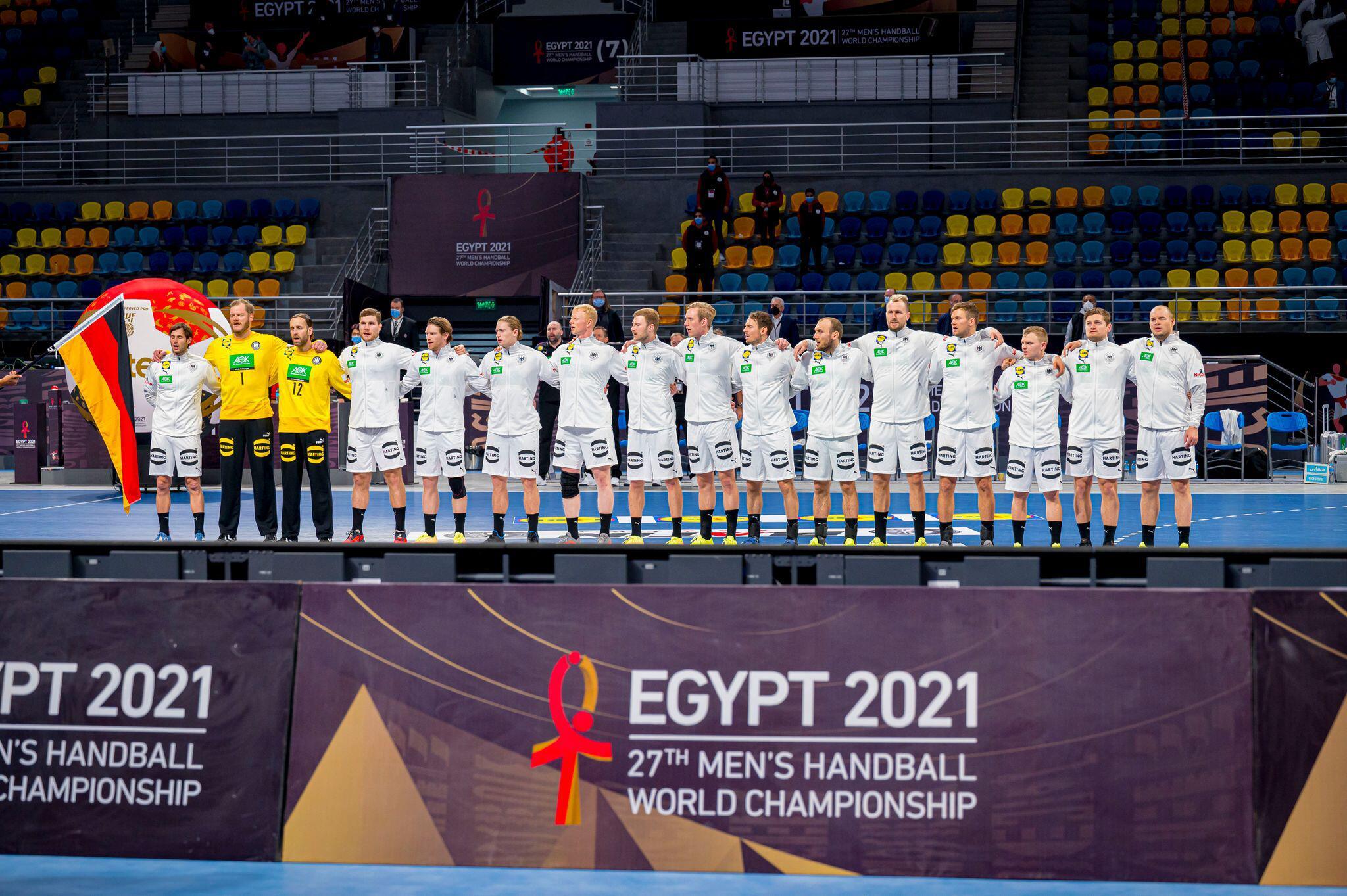 Bild zu Handball - Deutschlands Nationalmannschaft