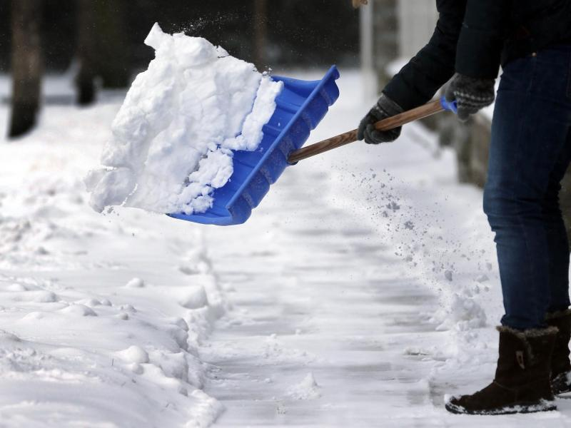 Bild zu Räumungspflicht bei Schnee